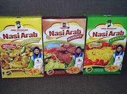 Nasi Arab Chef Ustazah