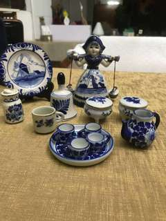 Collectibles from Holland