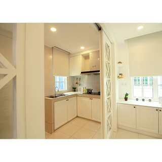 Sliding Door,Kitchen Cabinet & Plaster Ceiling [0176551597]