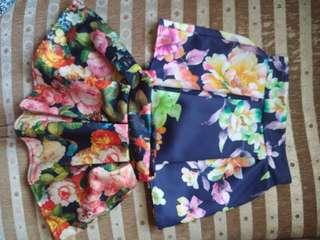 Skirt or blouse