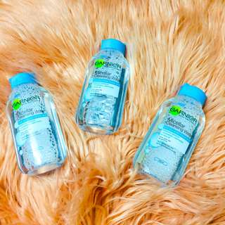 Garnier Micellar Cleansing Water (125ml)
