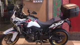 Honda Africa Twin CRF100L manual 2017