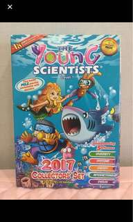 Young Scientists 2017 collectors set