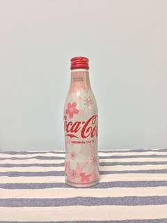CocaCola Spring Special Edition Bottle