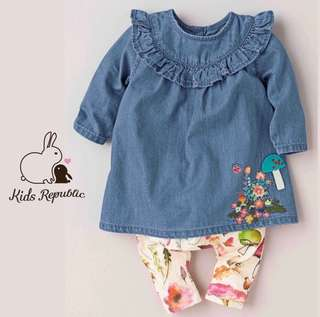 KIDS/ BABY - Tunic/ Leggings/ set