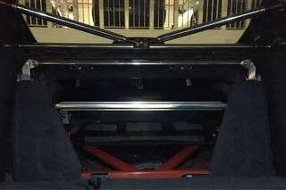 C-Pillar Chassis braces/bars Civic FD/Accord CL7