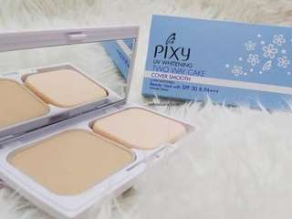 [PRELOVED] Bedak Pixy Two Way Cake Cover Smooth SPF 30 & PA++