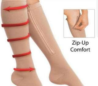 🚚 Compression Socks (Zip) #CarouPay