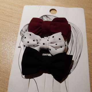 Forever 21 Hair Clips (never used)
