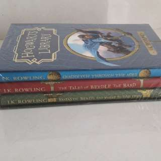 The Hogwarts Library Series
