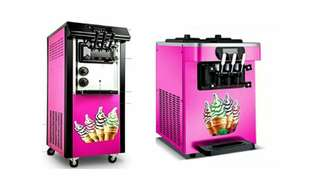 Ice Cream Making Machines