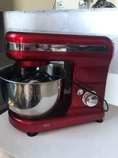 Red Kitchen mixer