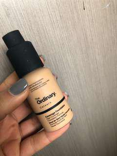 The ordinary high coverage foundation 2.1Y