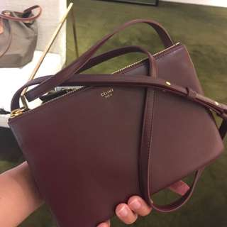 Celine trio bag 斜咩袋 crossbody