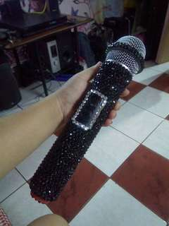 Costumized wireless mic super sale