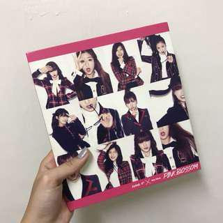 A PINK APINK Pink Blossom 專輯 空專