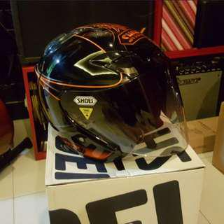 Shoei J force 3 Lubla