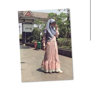 Longdress Monel for Hijabers
