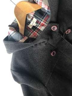 日本品牌羊毛大衣