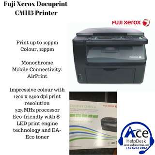 Fuji Xerox Docuprint  CM115 Printer
