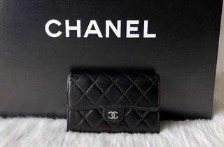 Chanel Wallet 中古 (有卡有貼)