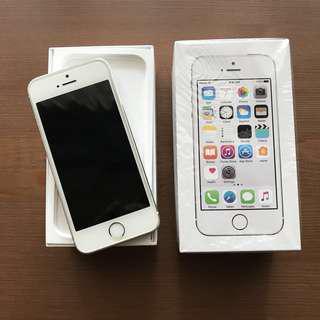iPhone 5s MY 16gb