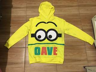 Universal Studios Japan Minion Sweater (M-L sizes)