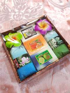 Bath Set from Bali