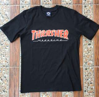 [ORIGINAL] Trasher not Vans Uniqlo Zara Topman Berskha