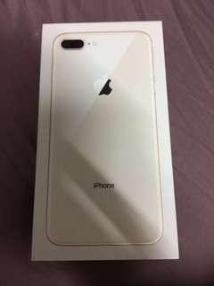 iPhone 8 Plus 64GB box only