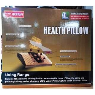 Health Lumbar Pillow Bantal Kesehatan Tubuh Praktis Bisa Di Rumah