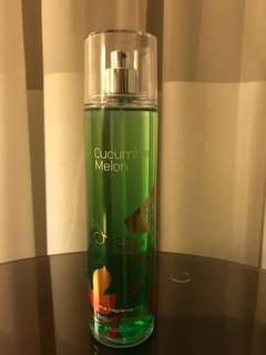 Bath and Body Works CUCUMBER MELON Fine Fragrance Mist 236 ml