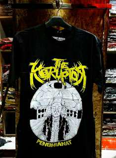 THE KORUPTOR music tee