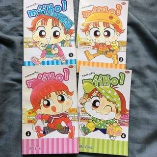 TAKE ALL❗️namaku miiko comics