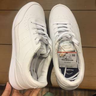 New Pull and Bear White Shoes Sale
