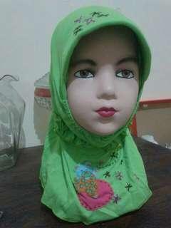 Jilbab Bayi Atteena Hijab Kaos