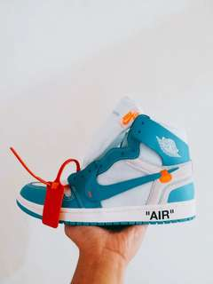Air Jordan 1 x Off-white