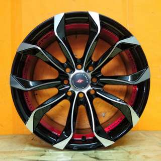 16inch SPORT RIM Tck0190 FORGED RACING WHEELS