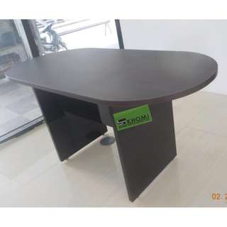 CT-OV1575  Oval conference desk office furniture partition