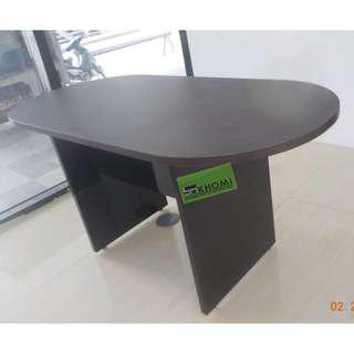 CT-OV1575  Oval conference desk office furniture partition