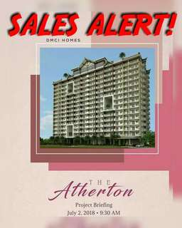Latest mid rise condo for sale in Parañaque near Airport terminals