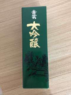 青雲 大吟釀 日本清酒 正價$338