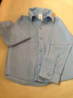 Long sleve Polo for kids age 2/4 old