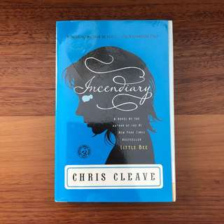 Incendiary, Chris Cleave