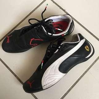 PUMA Scuderia Ferrari Future Cat OG Rubber Shoes