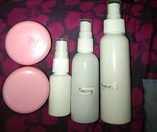 Paket Crem glowing skincare