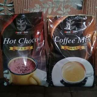 Pico Copi Hot Choco & Coffee Mix
