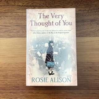 The Very Thought of You, Rosie Alison