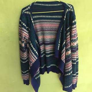 Knitwear -outer