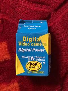 Digital Video Camera Battery
